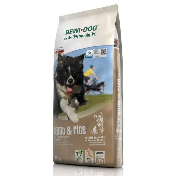 BEWI DOG jehněčí s rýží
