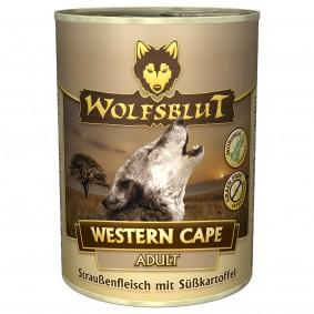 Wolfsblut Western Cape Adult mit Straußenfleisch