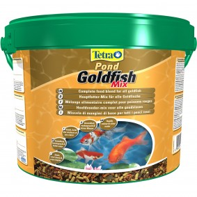 Tetra Pond Goldfish Mix 10L