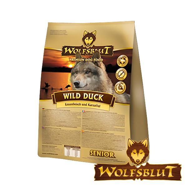 Wolfsblut Wild Duck Senior mit Ente & Kartoffeln