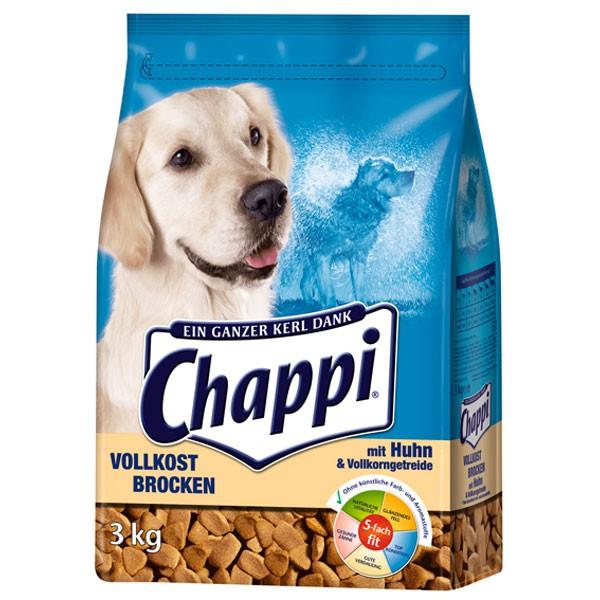 Chappi Vollkost Brocken kuře + zelenina + obiloviny