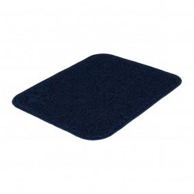 Trixie Vorleger für Katzentoiletten PVC dunkelblau