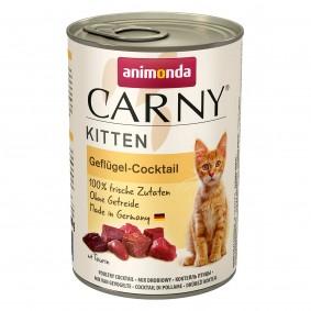 Animonda Carny Kitten drůbeží koktejl