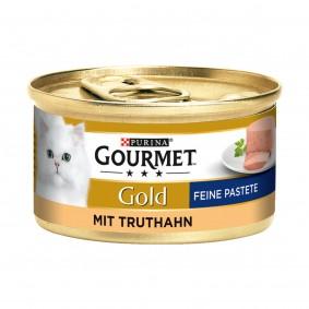 Gourmet Gold Feine Pastete Truthahn