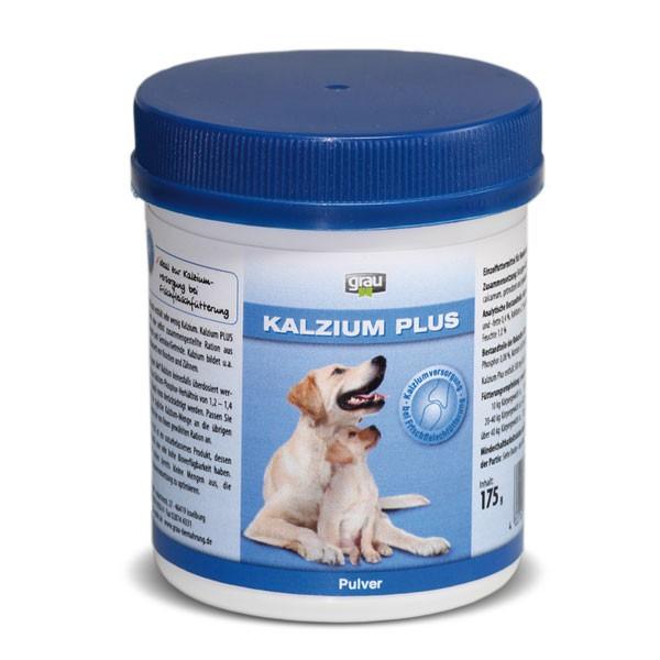 Grau Calcium Plus Complément alimentaire pour chiens 175 g