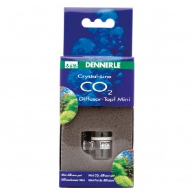 Dennerle Crystal-Line CO2  Pot diffuseur - Mini
