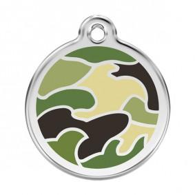 "Red Dingo Katzen- & Hundemarke ""Camouflage"""