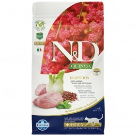 N&D Cat Quinoa Digestion Lamb