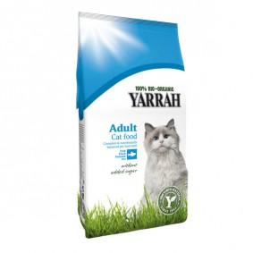 Yarrah Katzenfutter Bio Fisch