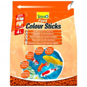 Tetra Pond bâtonnets colorés