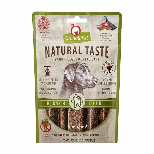 GranataPet Natural Taste Dental Care Hirsch