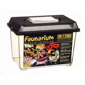 Exo Terra Faunarium Terrarium polyvalent 230 x 155 x 170 mm petit (S)