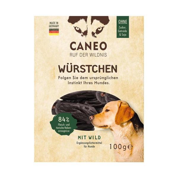 Caneo Würstchen Wild