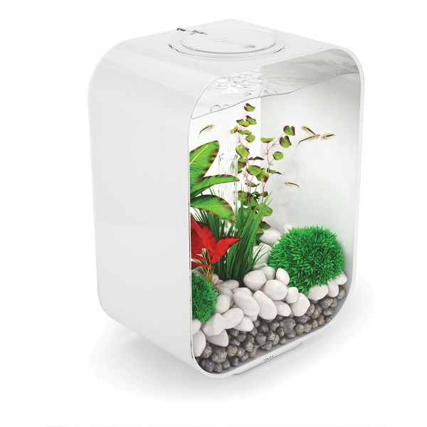 biOrb LIFE LED Aquarium 15l Standard - Weiß