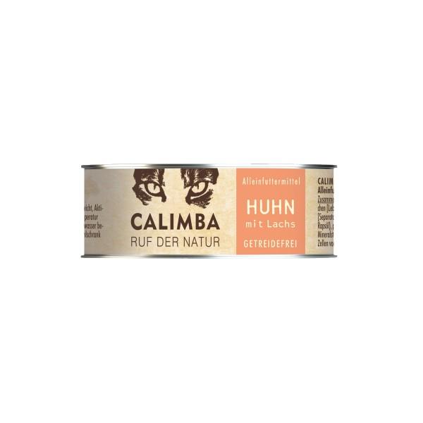 Calimba Huhn mit Lachs 85g