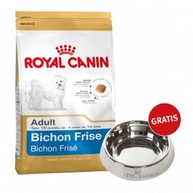 Royal Canin Bichon Frise Adult 1,5kg + Edelstahlnapf silber gratis