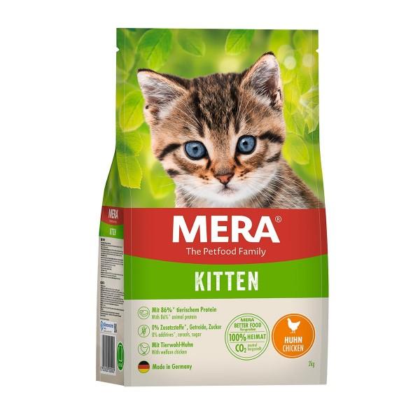 Mera Cat Kitten Huhn