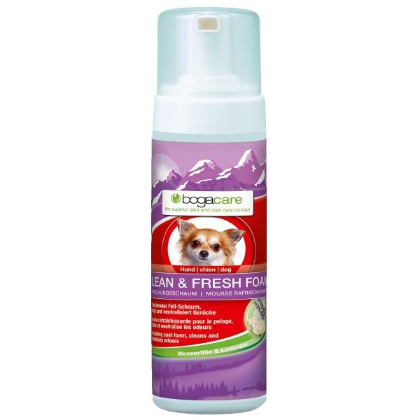 bogacare Clean & Fresh Foam Hund 150 ml