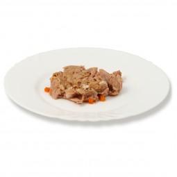 Schesir Cat Brühe Thunfisch mit Karotten 70g