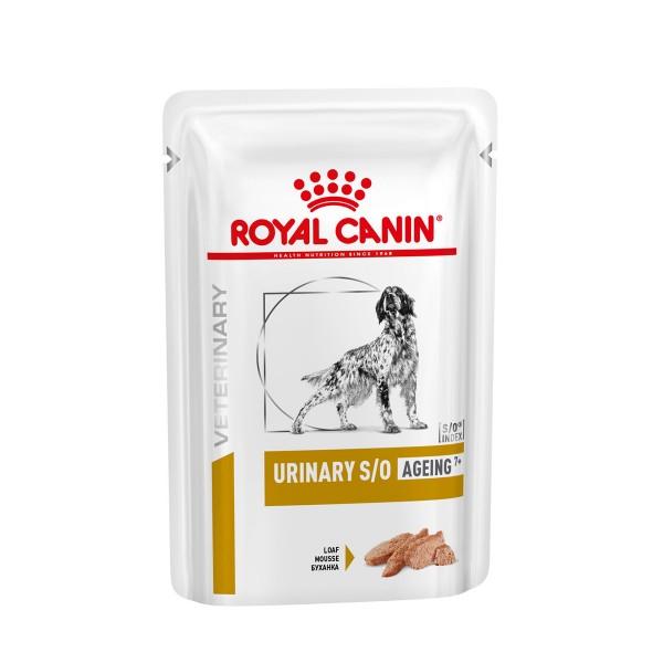 ROYAL CANIN Urinary S/O Dog Age 7+ Loaf FB