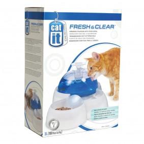 Catit Fontaine à eau « Water Foutain » pour chats