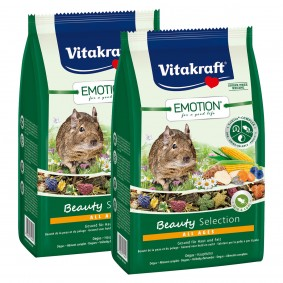 Vitakraft Emotion Beauty Selection Degus 2x600g