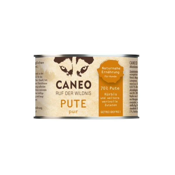 Caneo Pute pur 200g