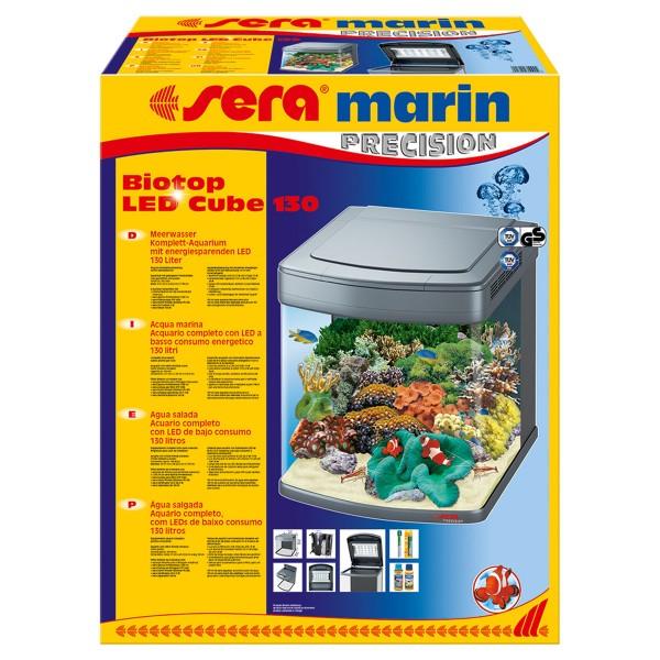 Vorschaubild von Sera marin Biotop LED Cube 130