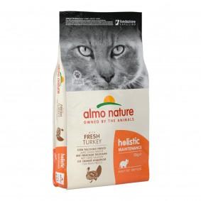 Almo Nature Holistic dry Cat 12 kg mit Truthahn und Reis