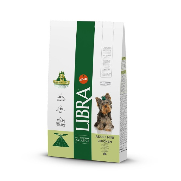 Libra Hundefutter Mini - 8kg
