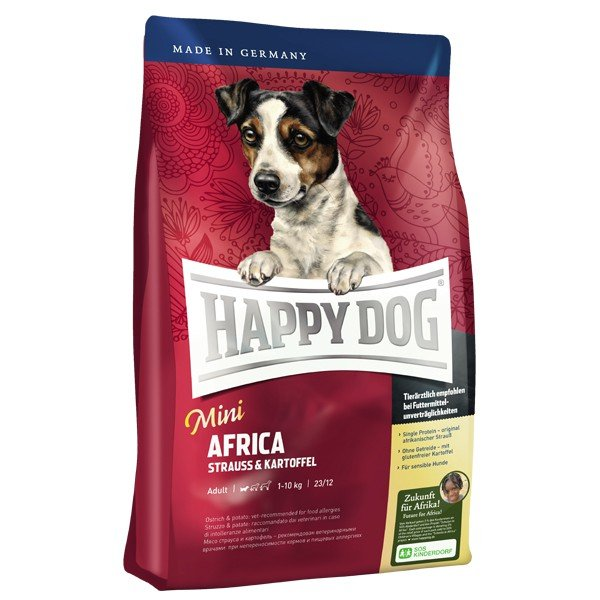 Happy Dog Hundefutter Mini Africa
