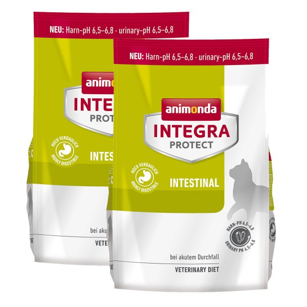 Animonda Katzenfutter Integra Protect Intestinal 2x1200g