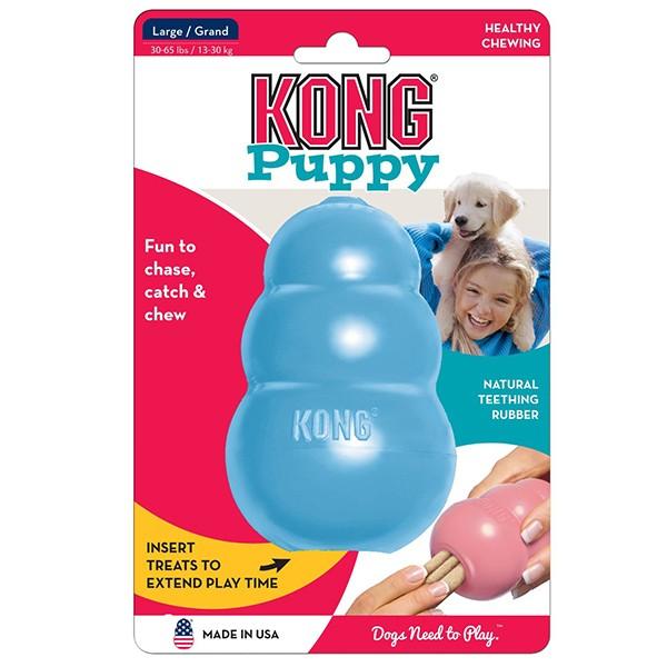 Puppy Kong Welpen-Kauspielzeug