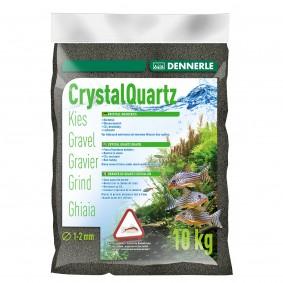 Dennerle Gravier de Quartz Cristallin Noir Diamant 3 x 10 kg - Offre économique