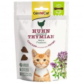GimCat Soft Snacks Hühnchen mit Thymian
