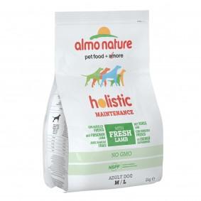 Hornow-Wadelsdorf Angebote Almo Nature Holistic Medium Dog 2 mit Lamm und Reis - 3x2kg