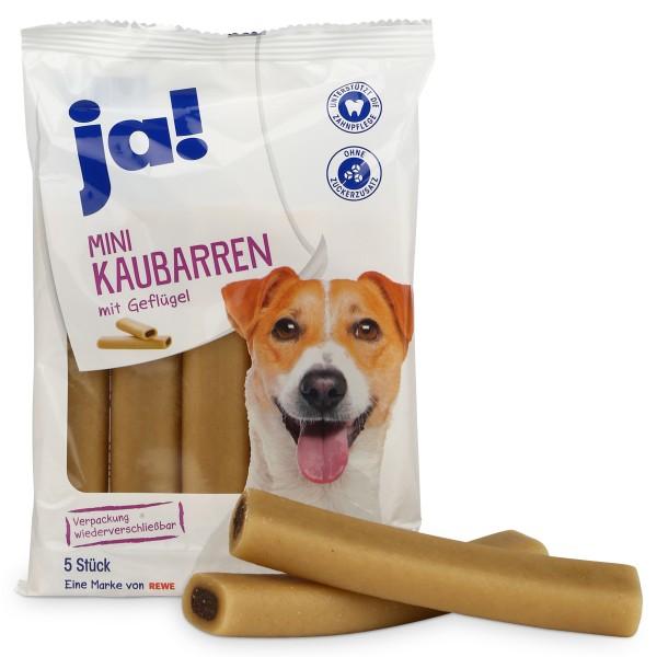 ja! Hundesnack Mini Kaubarren 5 Stück