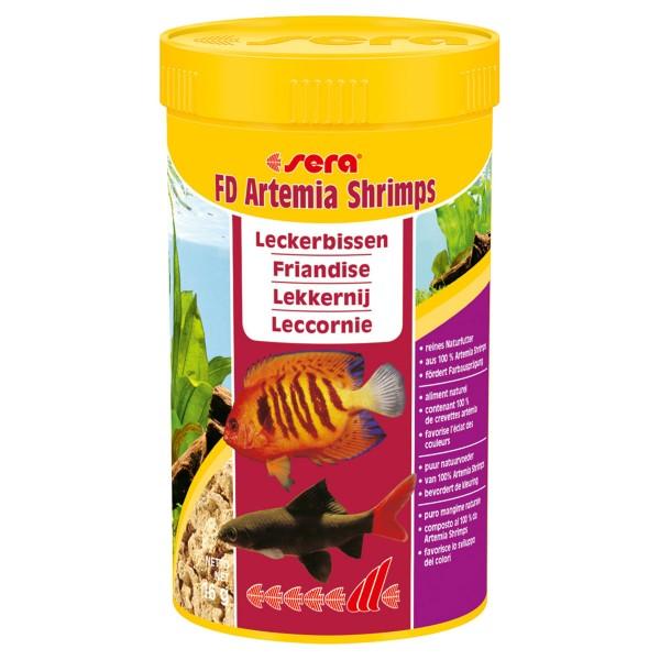 FD Artemia Shrimps - 250ml