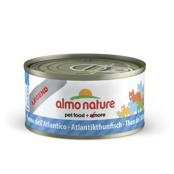 Almo Nature Legend Katzenfutter 24x70gAtlantik-Thunfisch
