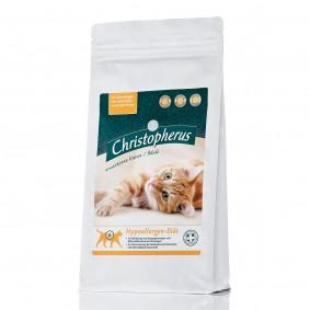 Christopherus Katzenfutter Hypoallergen-Diät 1 kg