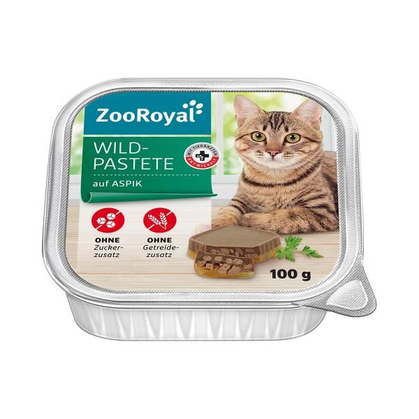 ZooRoyal Mixpaket Pastete 80x100g