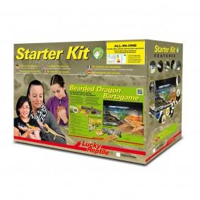 "Lucky Reptile Terrarium Starter Kit 80 cm ""Bartagame"""