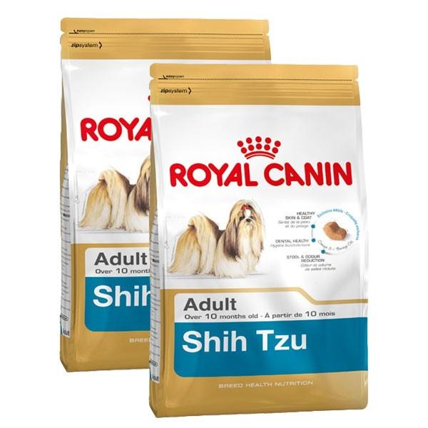 Royal Canin Hundefutter Shih Tzu 24 Adult 2x7,5kg