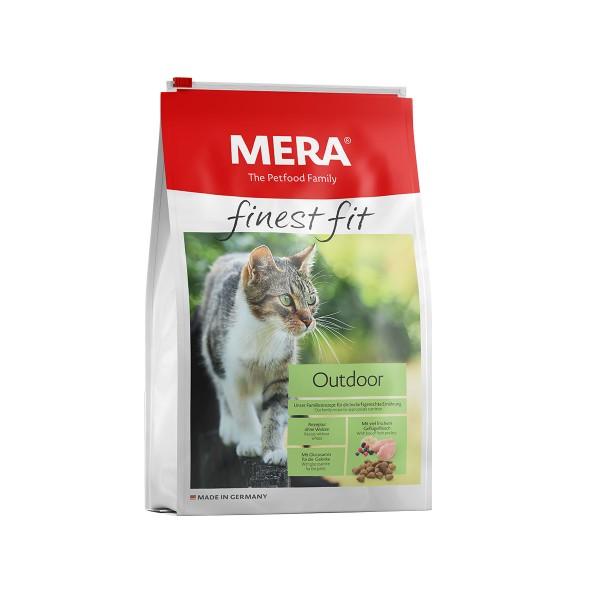 MERA finest fit Trockenfutter Outdoor 10kg