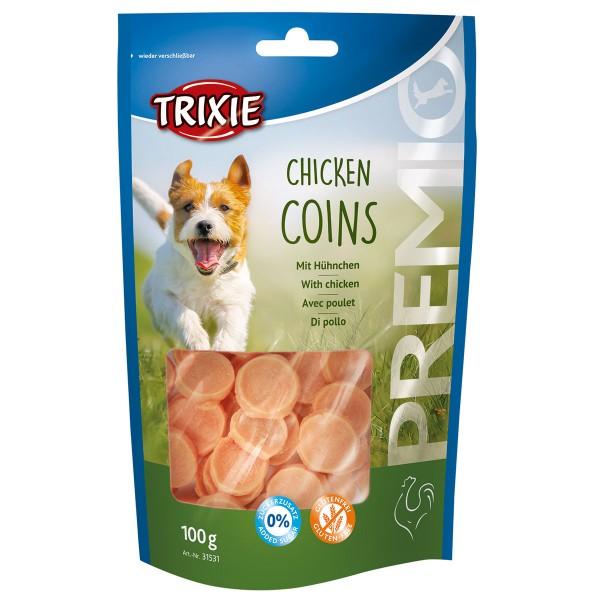 Trixie Hundesnack PREMIO Chicken Coins 100g