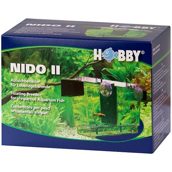 Nido II Ablaichbehälter 21x16x14 cm