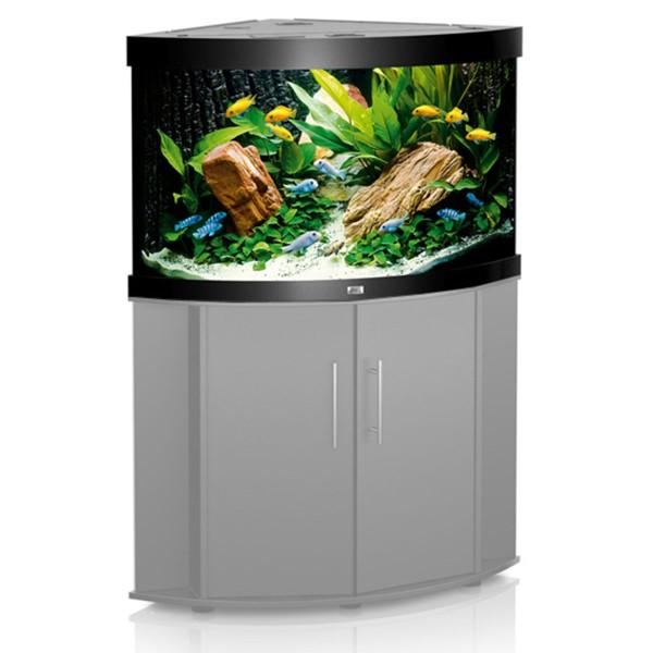 Juwel Trigon 190 Aquarium ohne Schrank - Schwarz