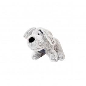 ZooRoyal hračka pro psy sedící pes, barva šedá