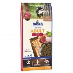 Bosch Hundetrockenfutter Adult Lamm & Reis