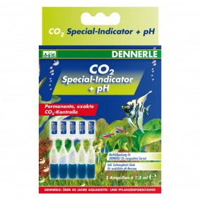 Dennerle CO2 Profi-Line Special-Indicator + pH